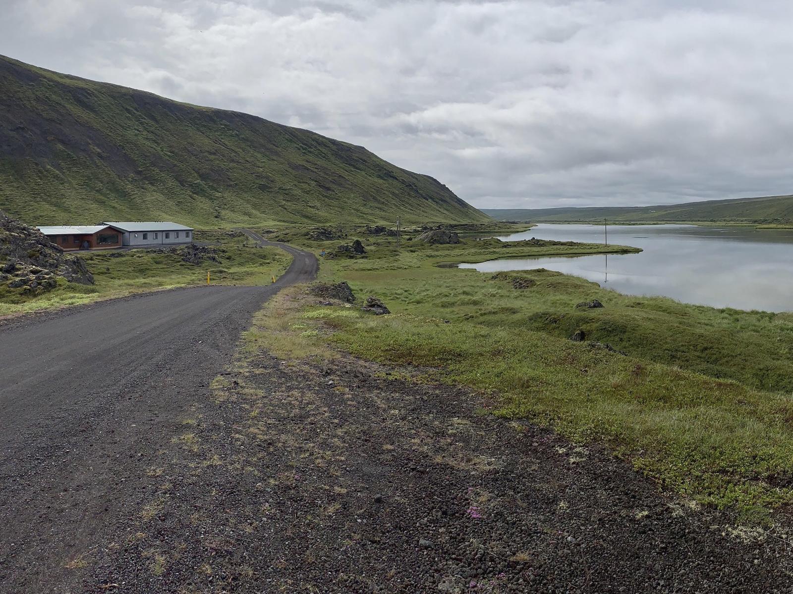 Rauðhólar Laxárdalur 2019